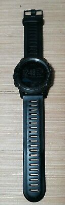 Garmin Fenix 3 HR Sapphire Watch GPS & Charger Used