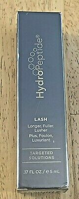 Hydropeptide Lash Longer Fuller Lusher Eye Lash 0.17oz/5mL - New In Box, Sealed!