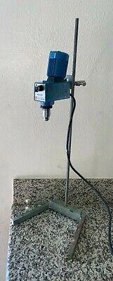 Ika Rw 20 Rw 20 Overhead Stirrer Mixer With Lab Stand