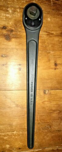 """ARMSTRONG 3/4"""" DRIVE RATCHET WRENCH-19"""" long # 21-906 - Very Nice Condition USA"""