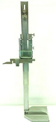Stainless Steel Vernier Height Gage 0-18450mm Range .0010.02mm Wsight Box