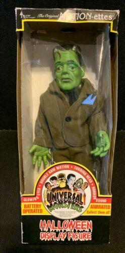"""Telco Universal 16"""" Frankenstein Monster Motionette in box NOT working 1992"""