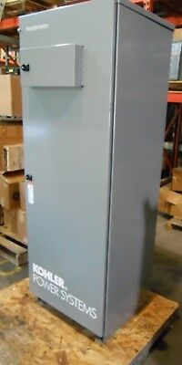 New Outdoor 3r Kohler Kcs-dcvc-0400b Automatic Transfer Switch 400 A 208 V 4p