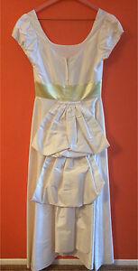 Silk Bespoke Wedding Dress