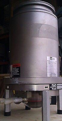 Leybold-heraeus Turbovac 450 Turbo Vacuum Pump