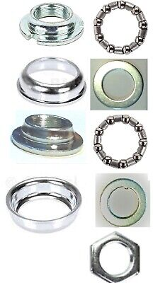 """CAMPAGNOLO SHIMANO NORMANDY G10 440c stainless steel bearings 1//4/"""",3//16/"""" pk100"""