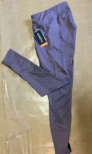 Kerrits Free Style Knee Patch Tights Purple Haze (XS,S,L)