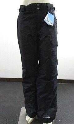 - Mens S-M-L-XL-XXL Columbia Arctic Trip Insulated Waterproof Snow Ski Pants Black