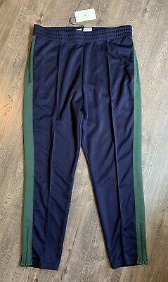 Nike x Martine Rose Track Pants Navy Blue/Green AQ4457-416 Men's XLARGE XL $200
