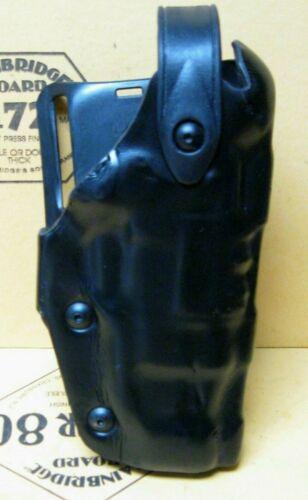 SAFARILAND 6270 RAPTOR RH MID RIDE DUTY HOLSTER FOR SIG SAUER P220R P226R EUC
