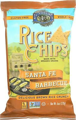 Rice Chips - Santa Fe Barbecue (3 - 6 - Santa Fe Bbq