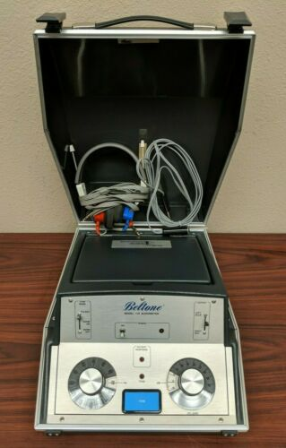 Beltone 119 Audiometer w/ Headphones and Response Button *FREE SHIPPING*