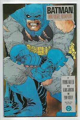 Batman The Dark Knight Returns #2 1986 NM- 1st