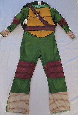 Cape & Muscles Chest Halloween Costume Youth Large No Mask (Turtle Shell Kostüm Halloween)
