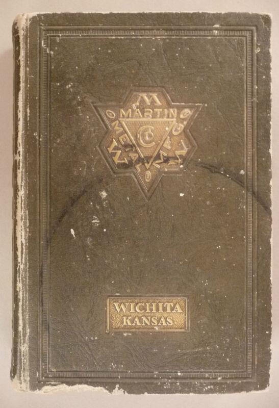 Martin Metal Mnfg.CATALOG - 1910