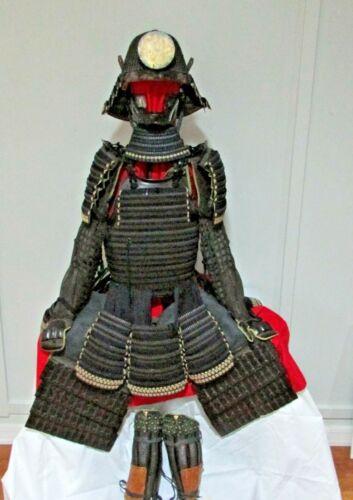 Japanese Samurai Armor, Full Size, Edo period, 1600-1900