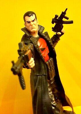 "Marvel Legends Epic Heroes THE PUNISHER (Red Variant) 6"" Figure"