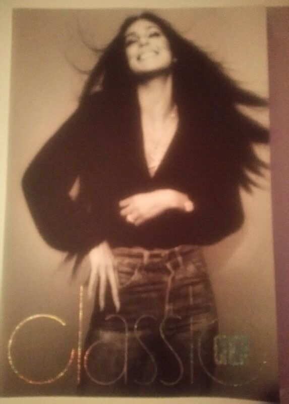 Classic Cher Program