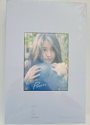 IU Official DVD Love, poem 2019 IU Tour Concert in Seoul Limited New Seald