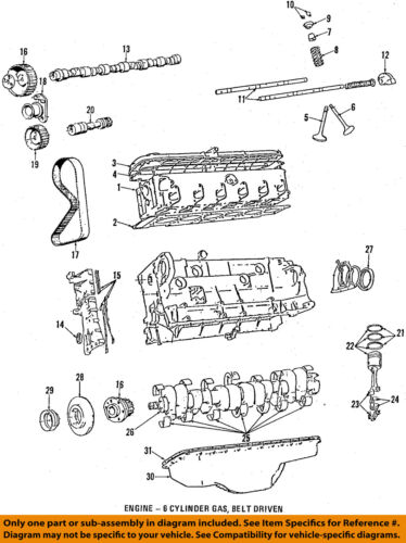 bmw oem 84 88 528e engine oil pan 11131286401 ebaybmw oem 84 88 528e engine oil pan 11131286401