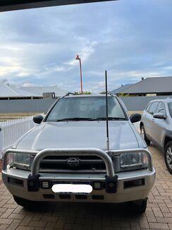 1999 Nissan Pathfinder Ti (4x4) 4 Sp Automatic 4x4 4d Wagon Baldivis Rockingham Area Preview