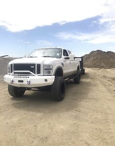 King ranch f350 diesel lifted TRADE for AMG