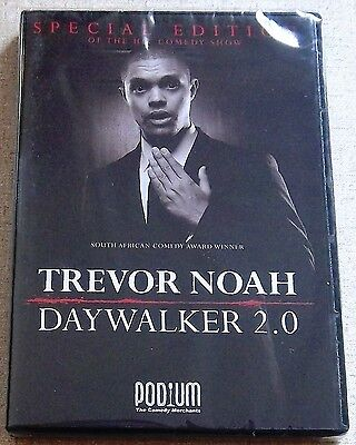 Trevor Noah Daywalker 2 0 Region 2 Does Not Play In The United States