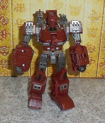 Transformers Generations Warpath Hasbro Classics Deluxe Tank Lot