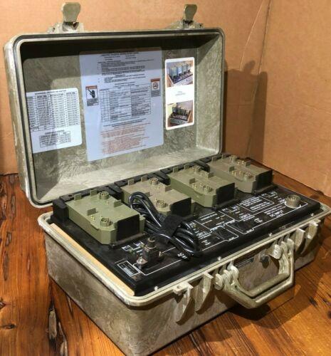 Bren-Tronics Multi-Port Universal Soldier Portable Battery Charger W/ BTA-70834