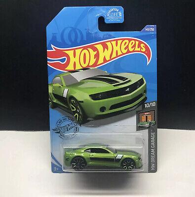 Hot Wheels Treasure Hunt 13 Chevy Camaro Special Edition 2020 Case H