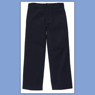 Boys Navy Linen Trousers (NWT Boys 6 gymboree SPRING CELEBRATIONS Navy Blue dress TROUSERS pants)