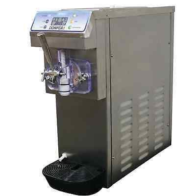 New Compact Commercial Soft Serve Machine