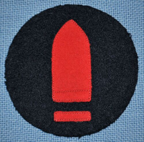 1908-1921 1st Class Gunner, Gun or Mortar Co., CAC Chevron