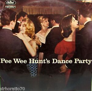 PEE-WEE-HUNT-Dance-Party-OZ-LP-1960-Mono