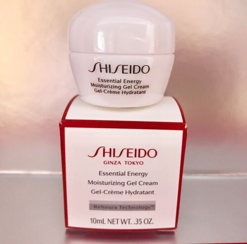 Shiseido Essential Energy Moisturizing Gel Cream Travel Size
