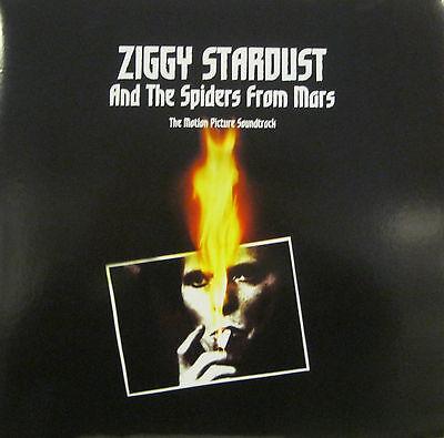 "David Bowie "" Ziggy Stardust "" LP Ost Reissue From Five Years Box Menthe comprar usado  Enviando para Brazil"