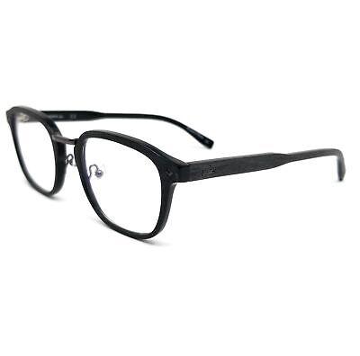 LACOSTE Eyeglasses L2831PC 002 Onyx Rectangle Men 50x21x145
