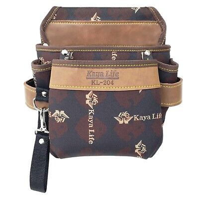 Craftsman leather tool pouch irwin tool box