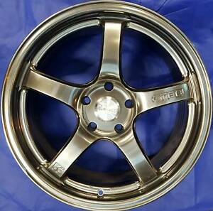 SET OF FOUR (4) KING 18x7.5 5/114.3 et 40 GT88 Nunawading Whitehorse Area Preview
