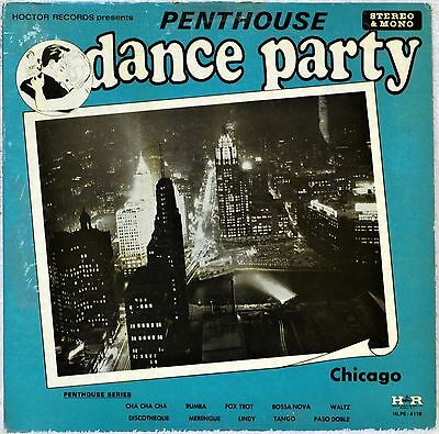 Penthouse Dance Party Chicago LP NM Vinyl Movie Themes Love Story A Time for Us](Movie Themes For Parties)