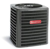 Goodman central air from $1900 installed