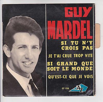 GUY MARDEL Vinyl 45T 7