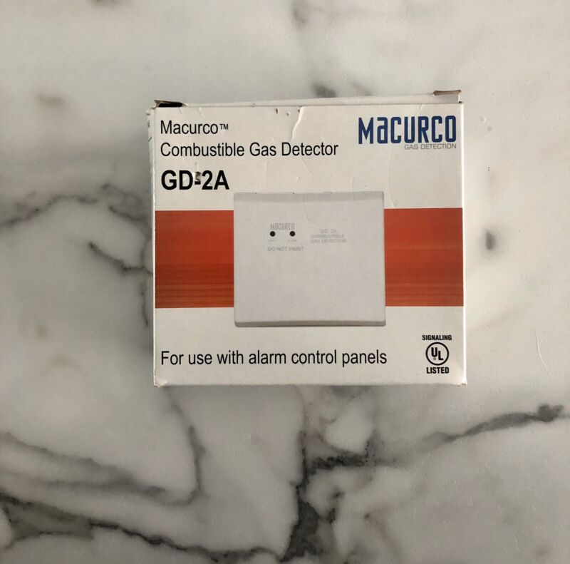 MACURCA GD-2A Combustible Gas Detector