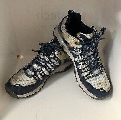 Chaco Hiking Shoes Women's Size 8 Blue Chaco Performance Footwear