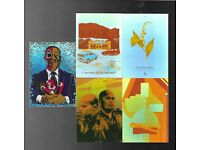 Breaking Bad Blue Sky rare 9 card chase set   made by Cryptozoic