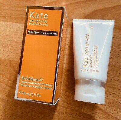 Kate Somerville ExfoliKate Intensive Exfoliating Treatment - 60ml -New & Gift
