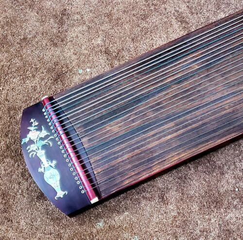 "49"" Travel Guzheng Harp Chinese instrument zither Koto 21-String #025010"
