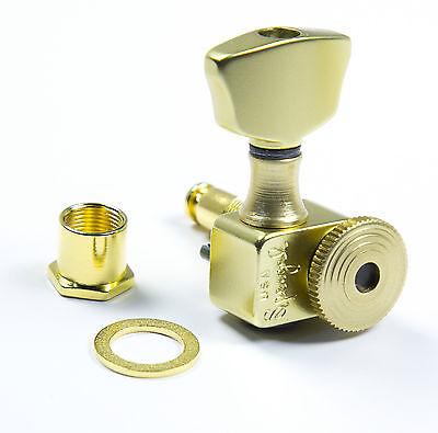 Genuine Sperzel Trimlok Locking 3X3 Satin Gold New Auth Dealer Full Warranty