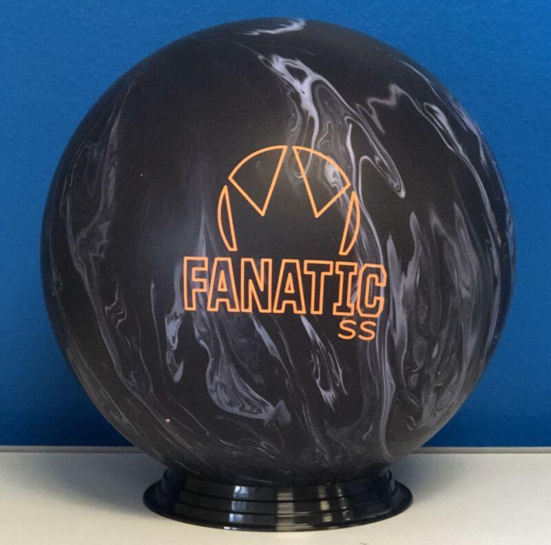 "NEW - 15# Brunswick Fanatic  SS - 1st Quality - 15 lb 3 oz, 1""- 2"" PIN, 2.8 Top"