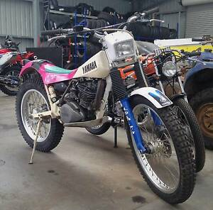 1992 Yamaha TY250R Cooee Burnie Area Preview